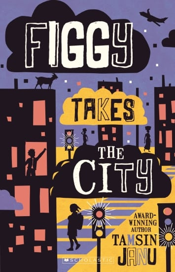 Figgy Takes The City cover