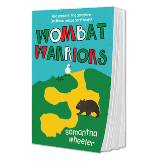 Wombat Warriors Samantha Wheeler