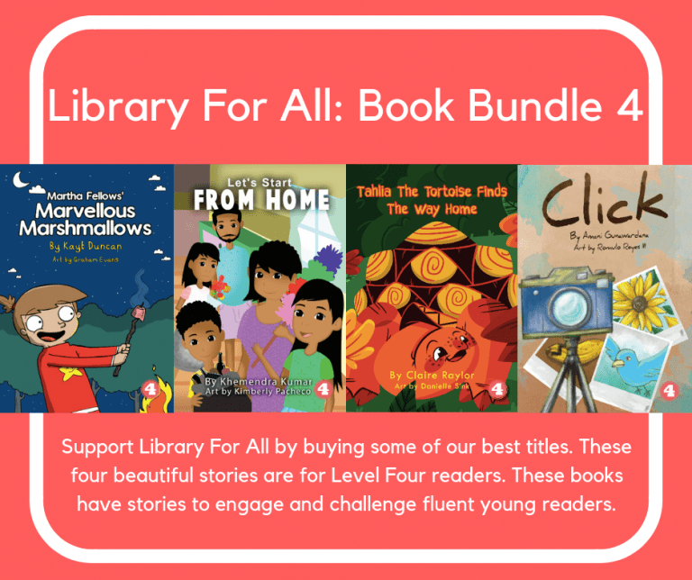 Library For All Diversity Book Pack