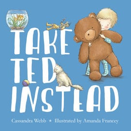 Take Ted Instead book cover