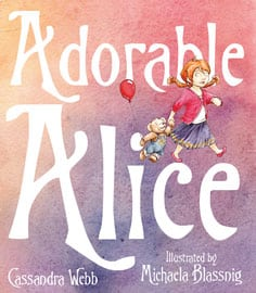Adorable Alice book cover